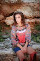 Bluza Muse din Matase Naturala