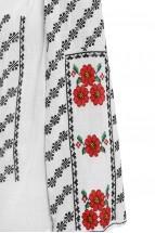 Ie Traditionala Romaneasca Maneca Lunga Motivul Floral