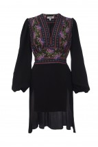 Bluza lunga stil tunica Molda