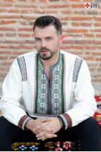 Camasa Populara Traditionala Tip Ie de Hora Barbati