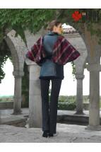 Capă Iiana Retro din Blană
