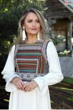 Rochie Iiana Maxi Diafana