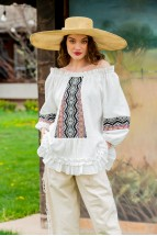 Bluza Stilizata Coloana Recunostintei