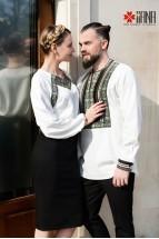 Bluza Stilizata Urban Folk