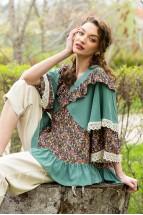 Bluza Floral Boho
