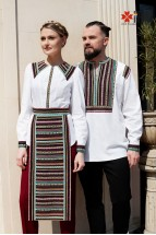 Camasa Barbateasca Etno Modern