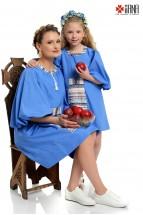 Rochita Fete - Albastra cu Zadie