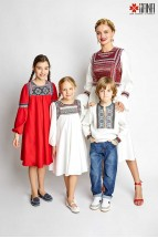 Camasa Ie Traditionala Stilizata Baieti de Hora 6-12 ani