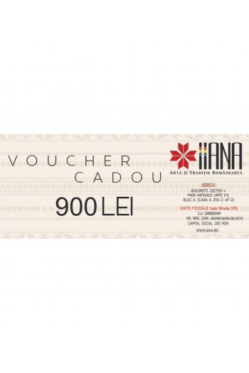 Voucher cadou 900 RON